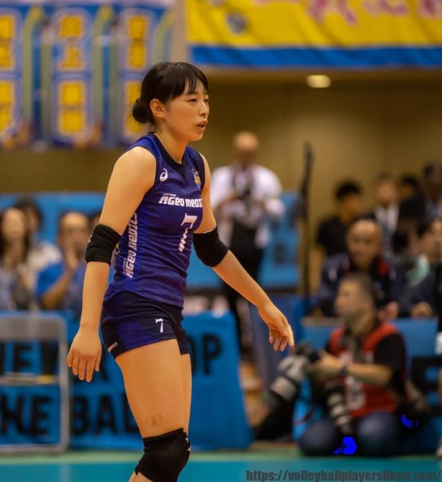 山岸あかね選手(Akane Yamagishi)