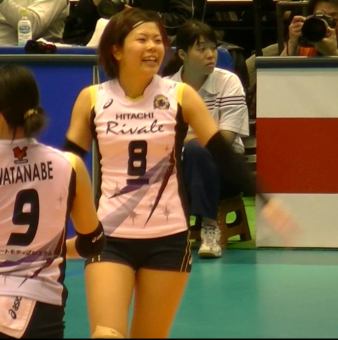 Volleyball players like itブログ佐藤美弥 (17)