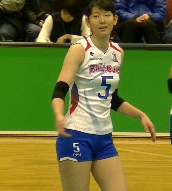 Volleyball players like it! ブログ江畑幸子 (31)