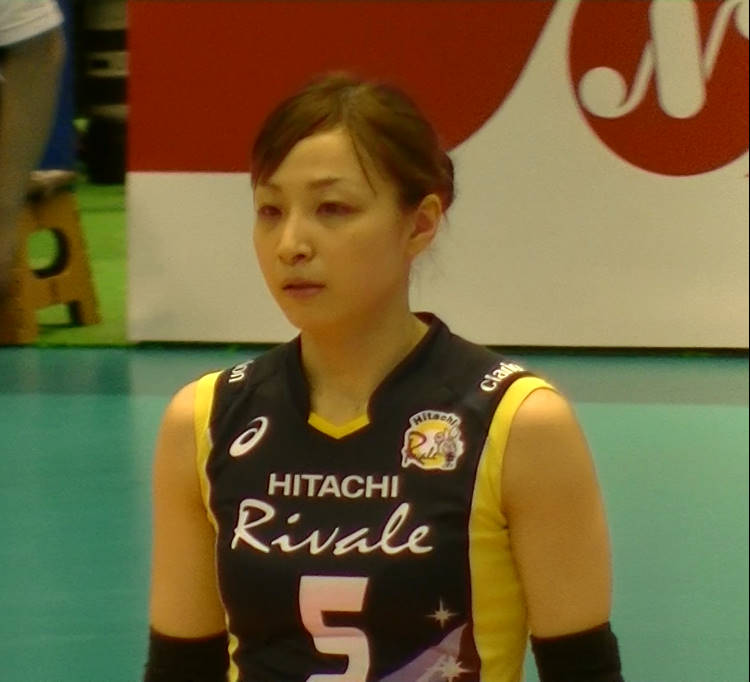 Volleyball players like itブログ佐藤あり紗 (8)
