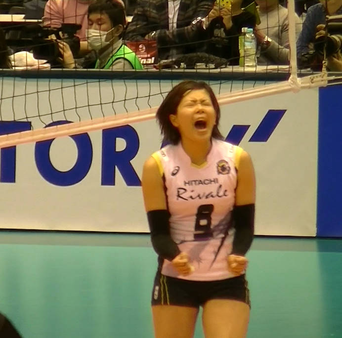 Volleyball players like itブログ佐藤美弥 (26)