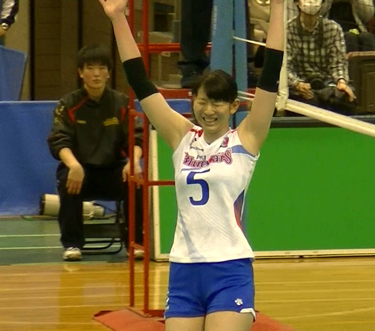 Volleyball players like it! ブログ江畑幸子 (46)