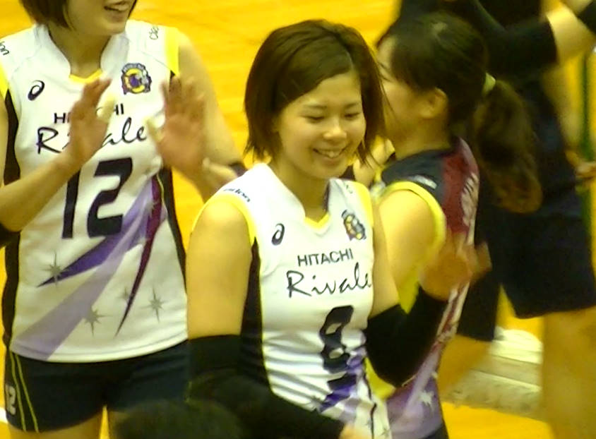 Volleyball players like itブログ佐藤美弥 (35)