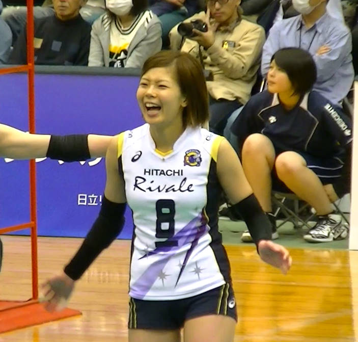 Volleyball players like itブログ佐藤美弥 (11)