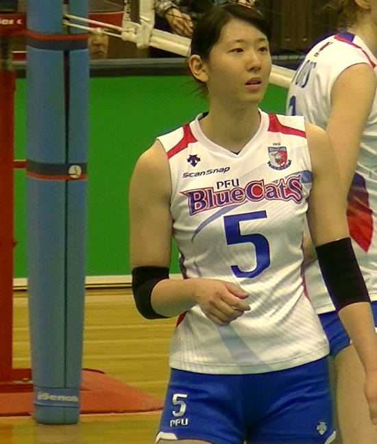 Volleyball players like it! ブログ江畑幸子 (41)