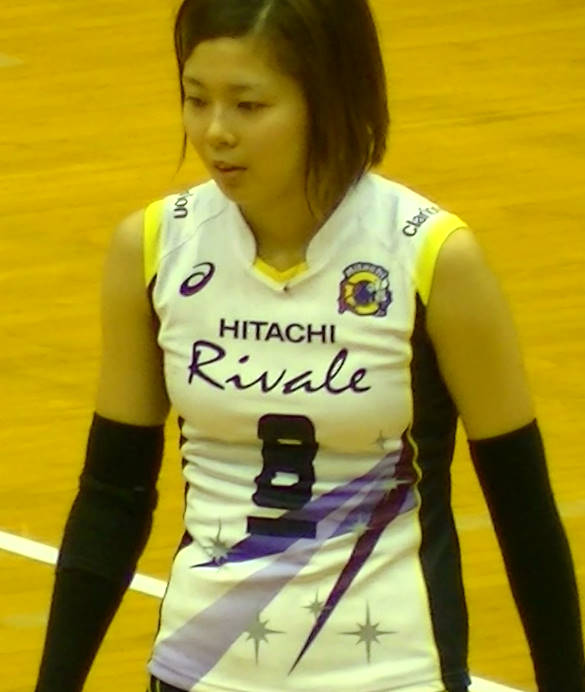 Volleyball players like itブログ佐藤美弥 (46)