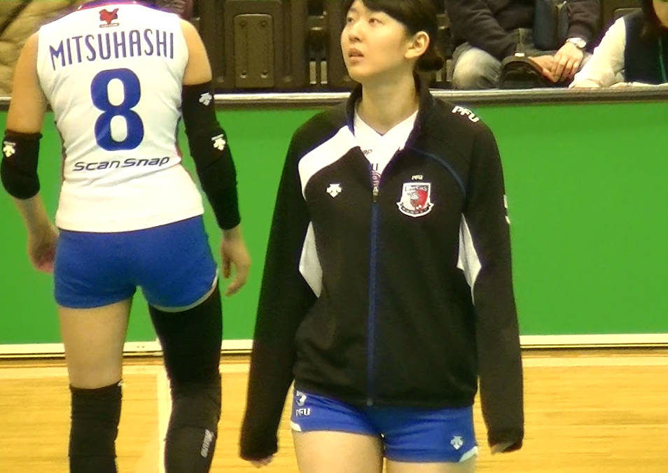 Volleyball players like it! ブログ江畑幸子 (3)
