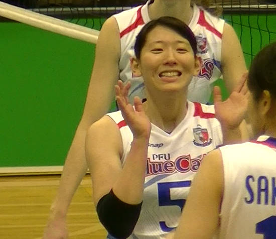 Volleyball players like it! ブログ江畑幸子 (42)