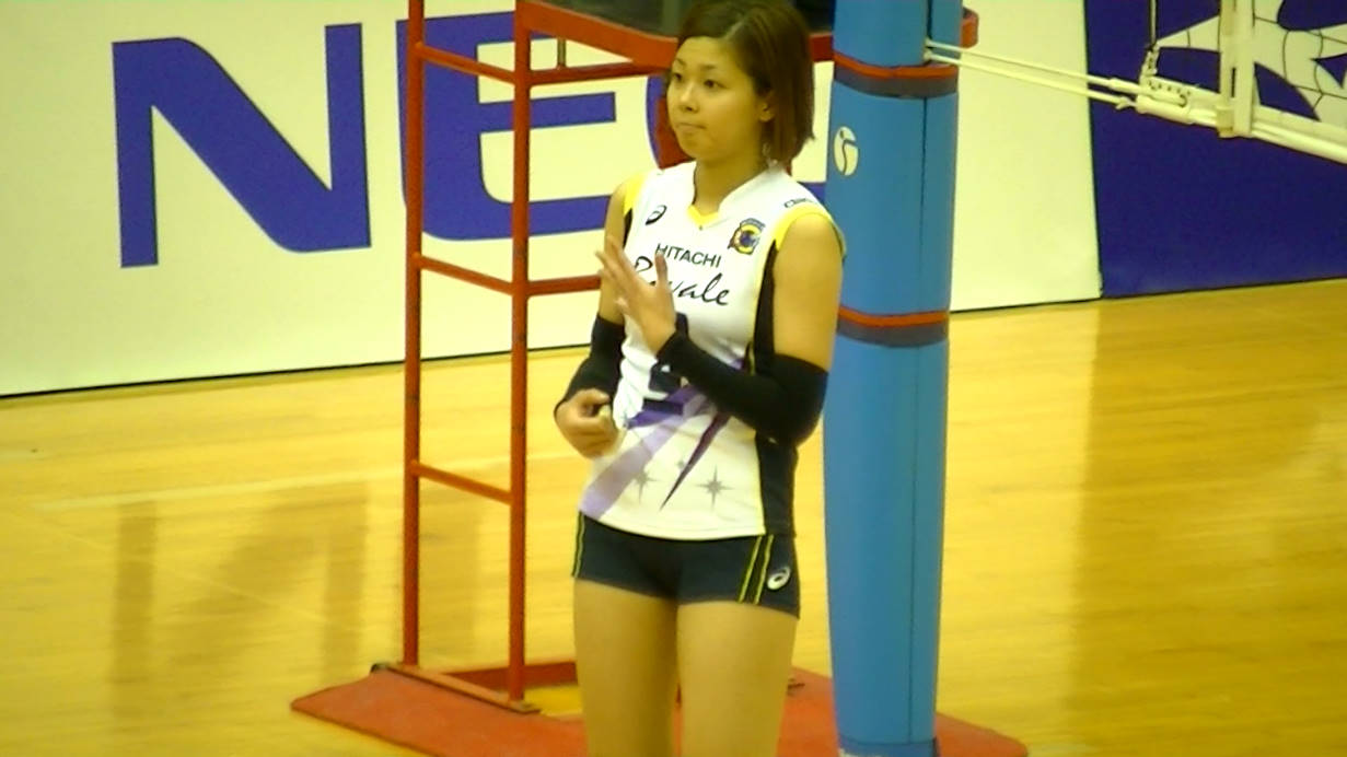 Volleyball players like itブログ佐藤美弥 (32)