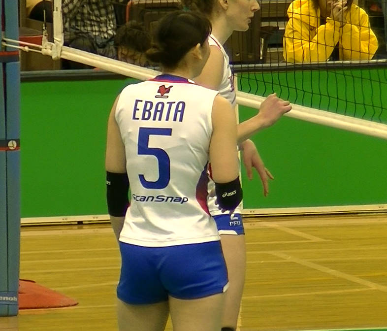 Volleyball players like it! ブログ江畑幸子 (12)