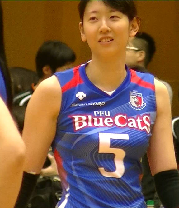 Volleyball players like it! ブログ江畑幸子 (62)