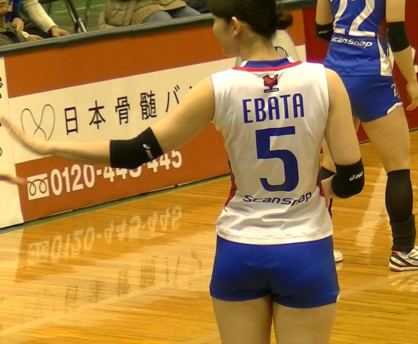 Volleyball players like it! ブログ江畑幸子 (6)
