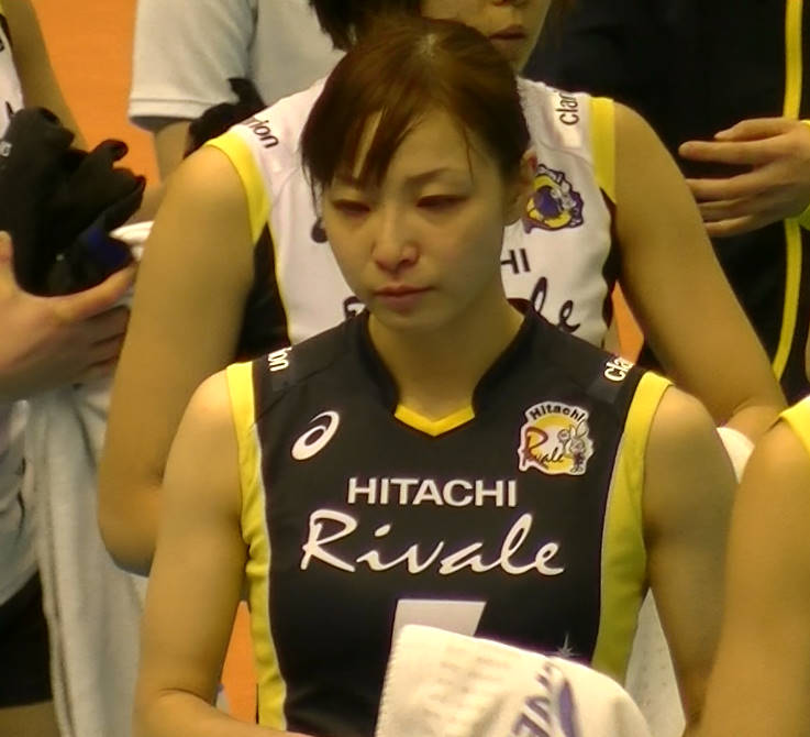 Volleyball players like itブログ佐藤あり紗 (31)