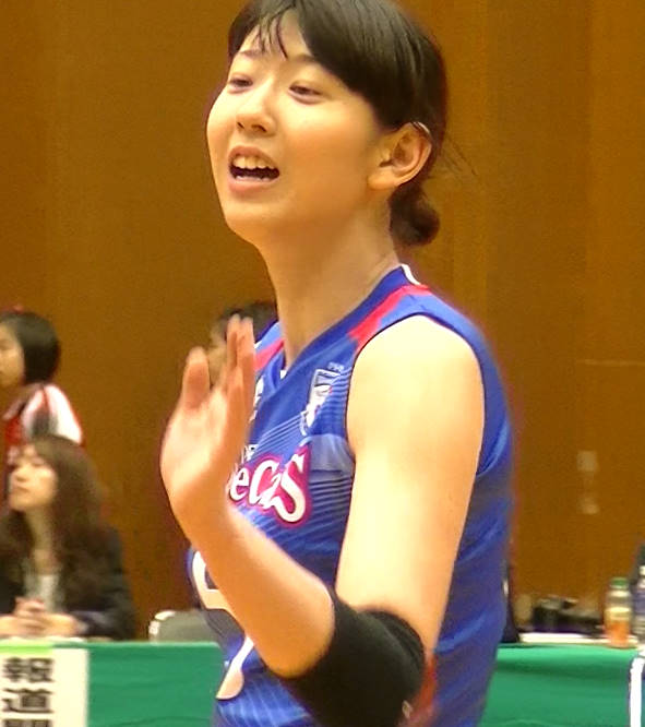 Volleyball players like it! ブログ江畑幸子 (56)