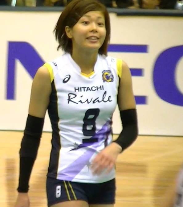 Volleyball players like itブログ佐藤美弥 (7)