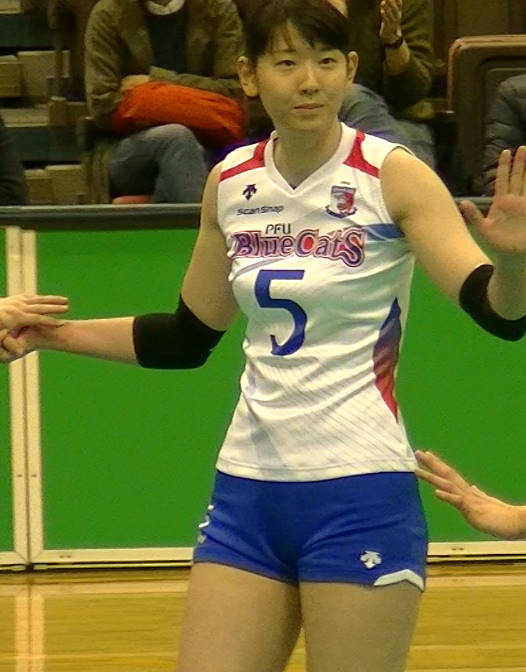 Volleyball players like it! ブログ江畑幸子 (17)