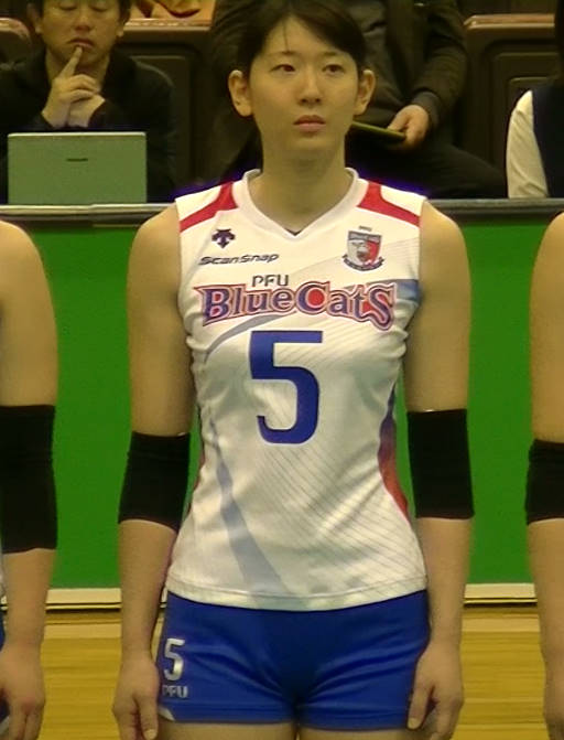 Volleyball players like it! ブログ江畑幸子 (7)