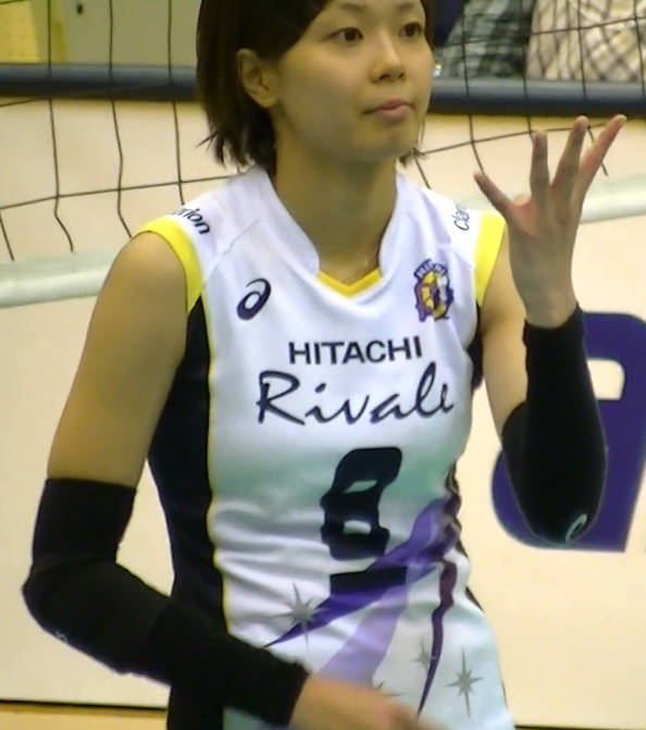 Volleyball players like itブログ佐藤美弥 (3)