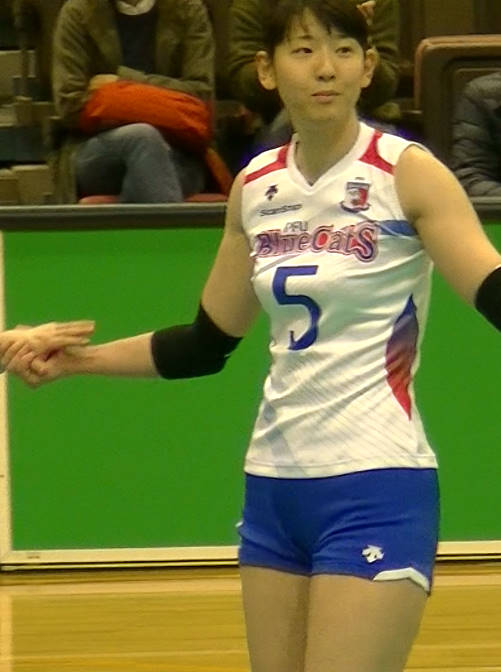 Volleyball players like it! ブログ江畑幸子 (16)