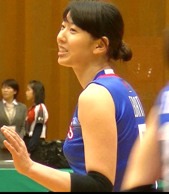 Volleyball players like it! ブログ江畑幸子 (55)