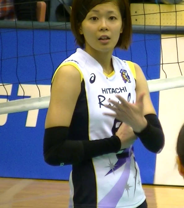 Volleyball players like itブログ佐藤美弥 (2)