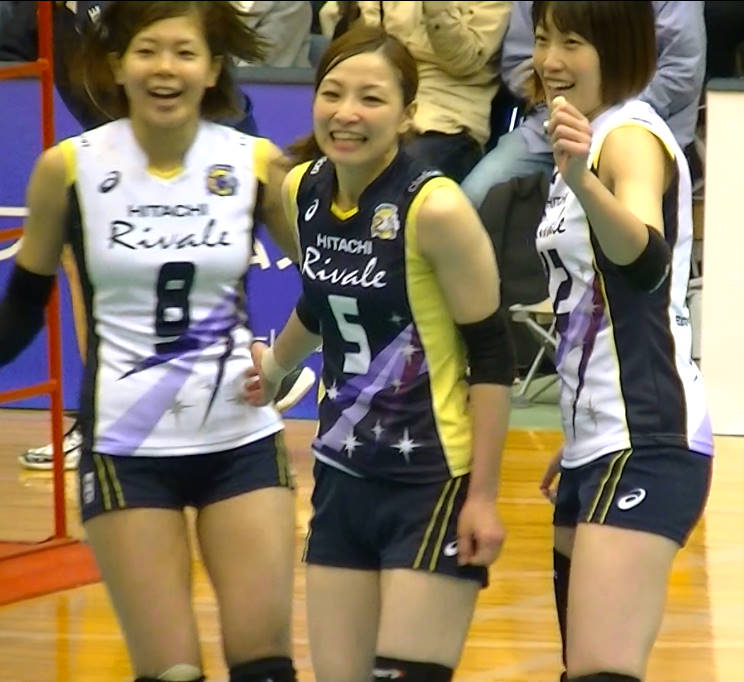 Volleyball players like itブログ佐藤あり紗 (56)