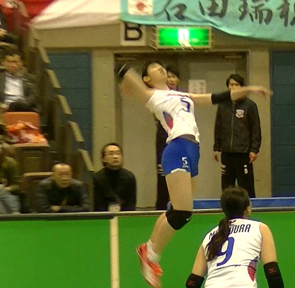 Volleyball players like it! ブログ江畑幸子 (10)
