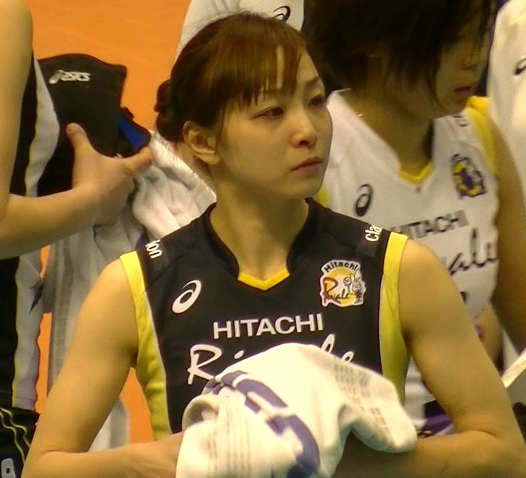 Volleyball players like itブログ佐藤あり紗 (33)