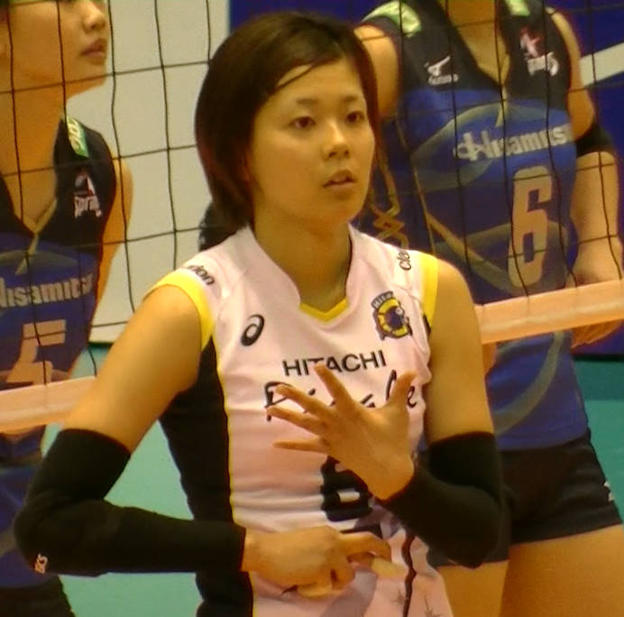 Volleyball players like itブログ佐藤美弥 (27)