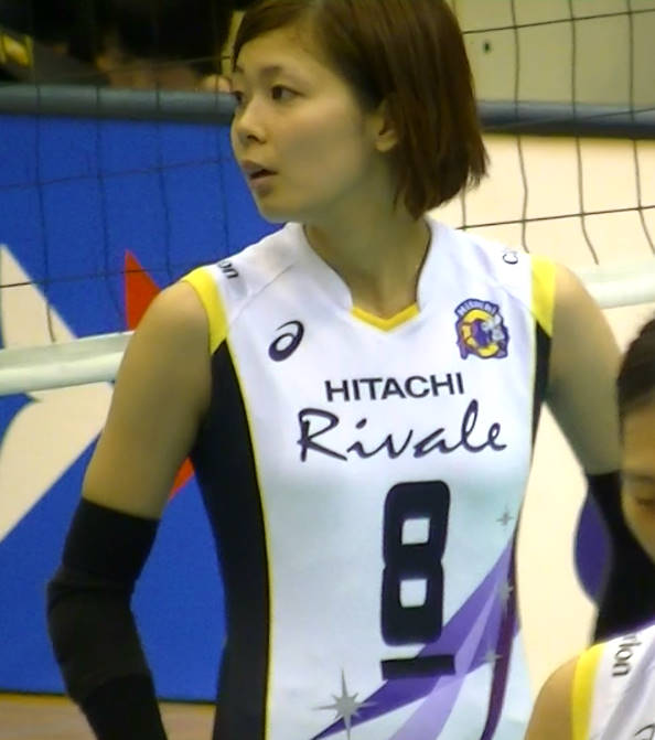 Volleyball players like itブログ佐藤美弥 (4)