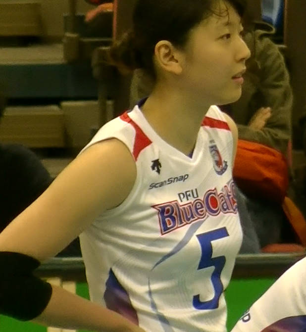 Volleyball players like it! ブログ江畑幸子 (9)