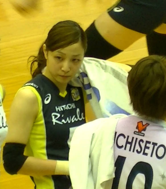 Volleyball players like itブログ佐藤あり紗 (52)