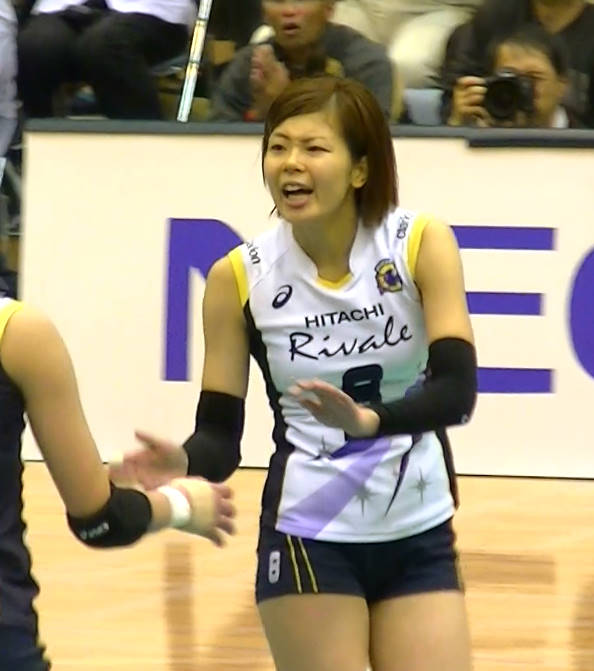Volleyball players like itブログ佐藤美弥 (5)