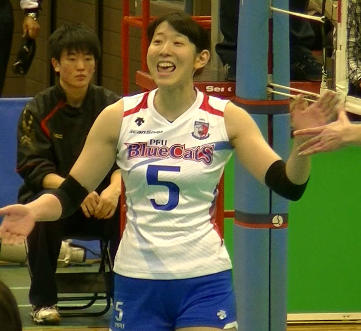 Volleyball players like it! ブログ江畑幸子 (36)