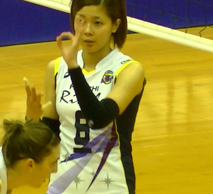 Volleyball players like itブログ佐藤美弥 (39)
