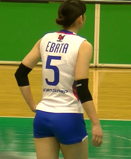 Volleyball players like it! ブログ江畑幸子 (28)