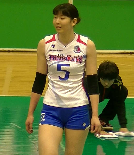 Volleyball players like it! ブログ江畑幸子 (26)