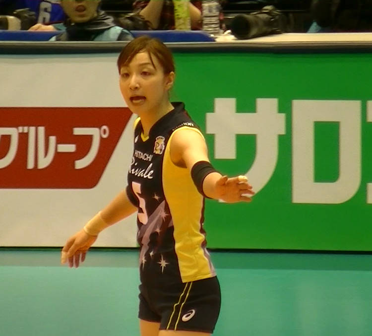 Volleyball players like itブログ佐藤あり紗 (12)
