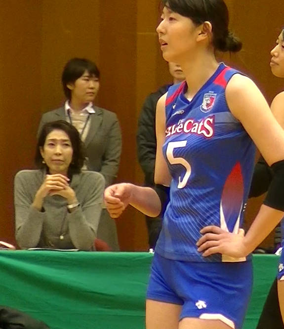 Volleyball players like it! ブログ江畑幸子 (63)