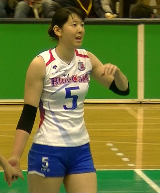Volleyball players like it! ブログ江畑幸子 (48)