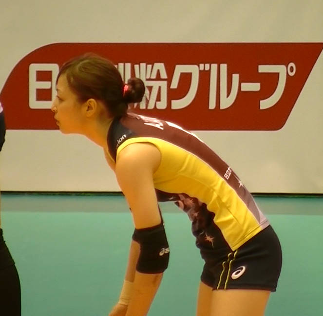 Volleyball players like itブログ佐藤あり紗 (3)