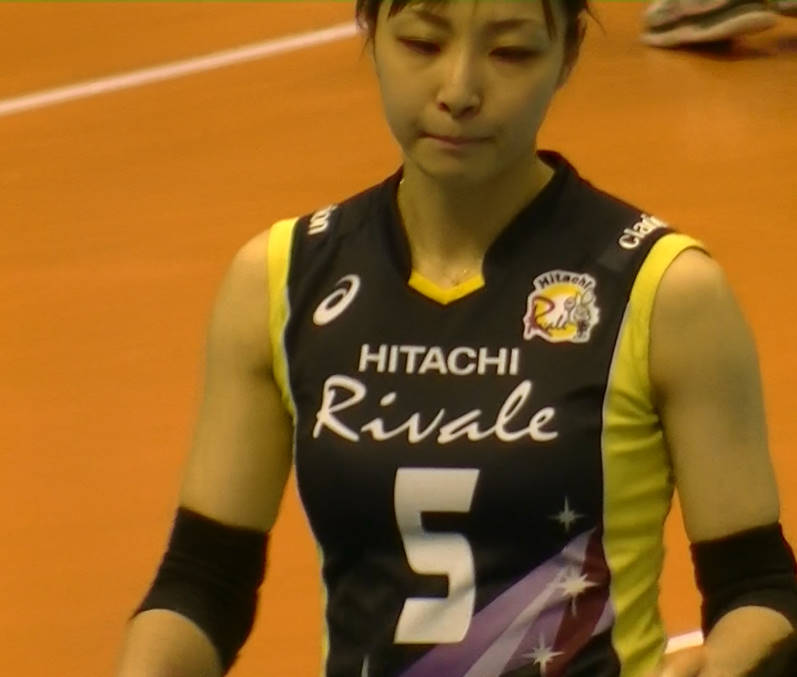 Volleyball players like itブログ佐藤あり紗 (17)