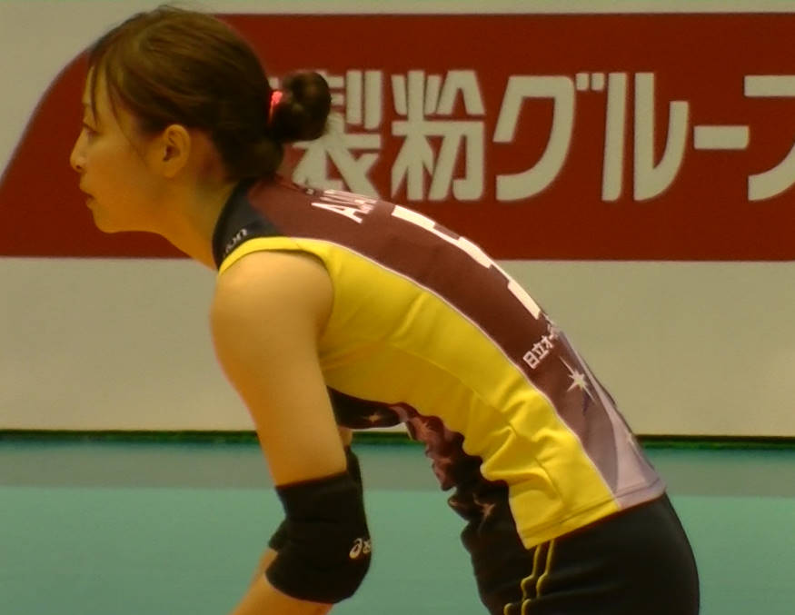 Volleyball players like itブログ佐藤あり紗 (13)