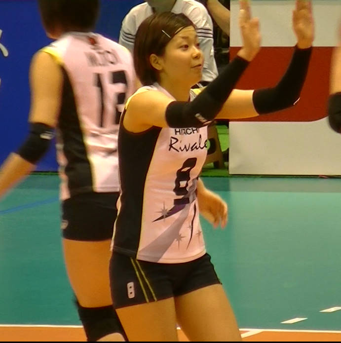 Volleyball players like itブログ佐藤美弥 (16)