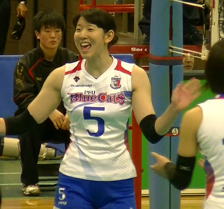 Volleyball players like it! ブログ江畑幸子 (37)