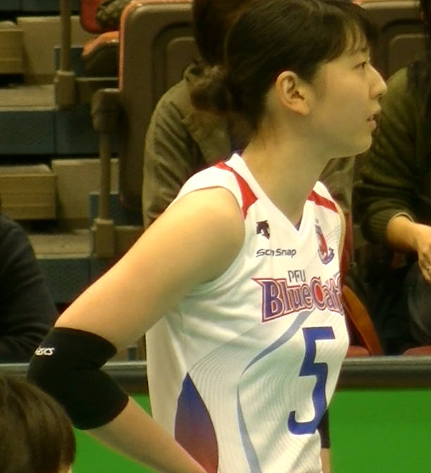 Volleyball players like it! ブログ江畑幸子 (15)