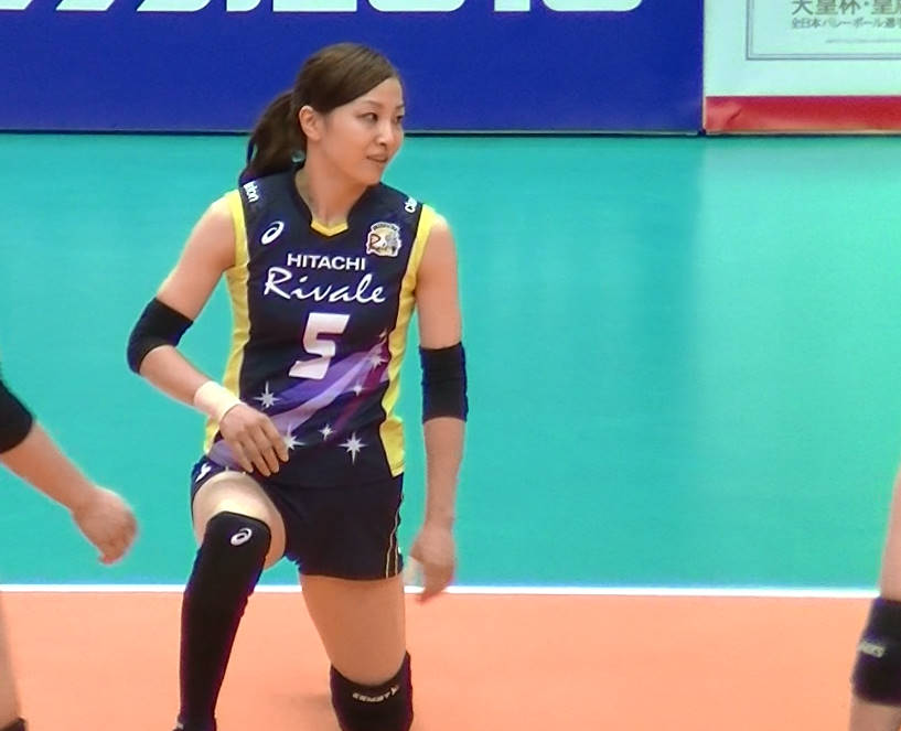 Volleyball players like itブログ佐藤あり紗 (46)