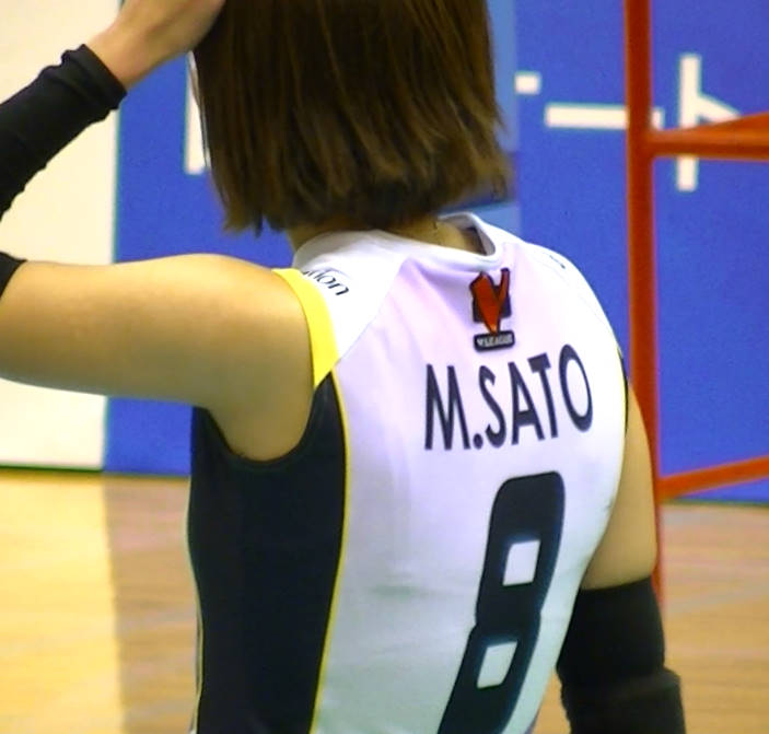 Volleyball players like itブログ佐藤美弥 (12)