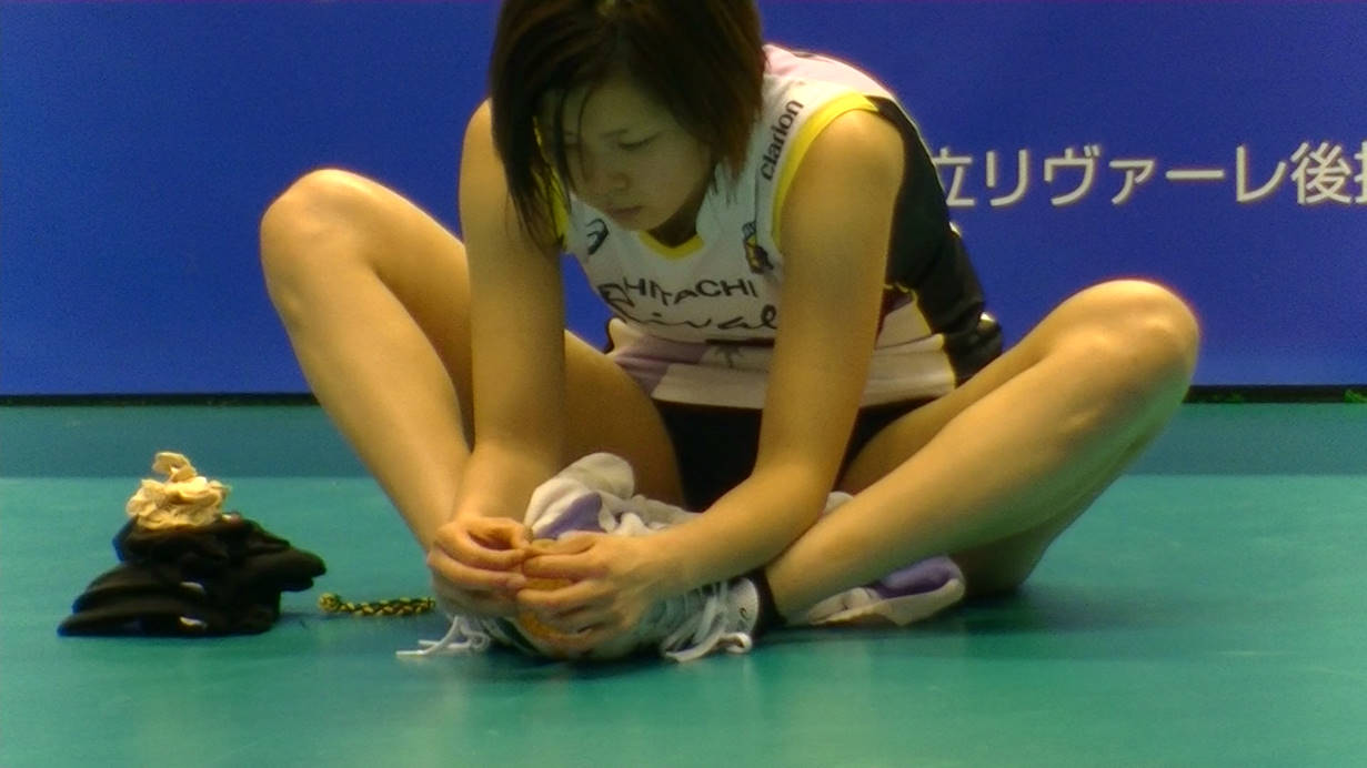 Volleyball players like itブログ佐藤美弥 (14)