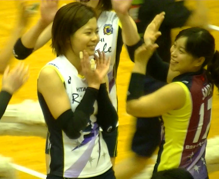 Volleyball players like itブログ佐藤美弥 (33)
